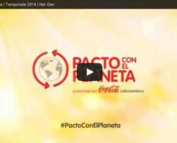 Nat Geo y Coca-Cola estrenan la tercera temporada de 'Pacto por el Planeta'