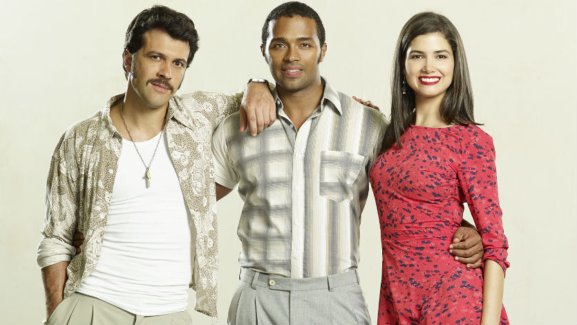 Fotos: Personajes de la novela 'Niche' del Canal Caracol