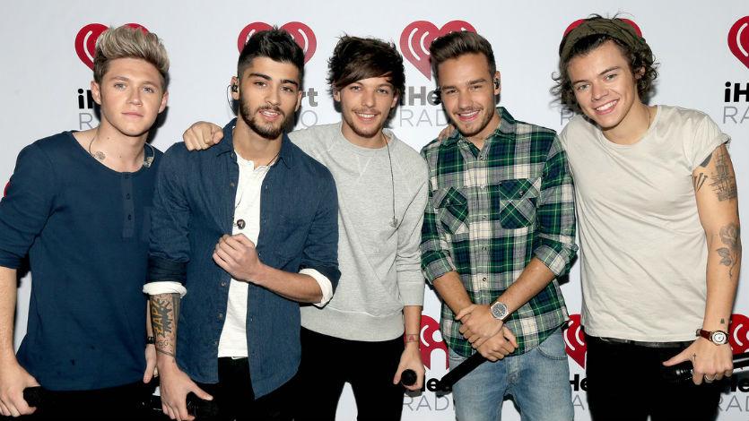 One Direction anuncia la fecha del lanzamiento de 'Four'