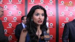 La actriz Paola Rey es la protagonista de la serie 'Sala de Urgencias'