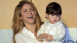 Padres de Shakira confirman que segundo hijo de la cantante es un niño