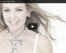 Laura Pausini y Thalía estrenan el video la canción 'Sino a ti'