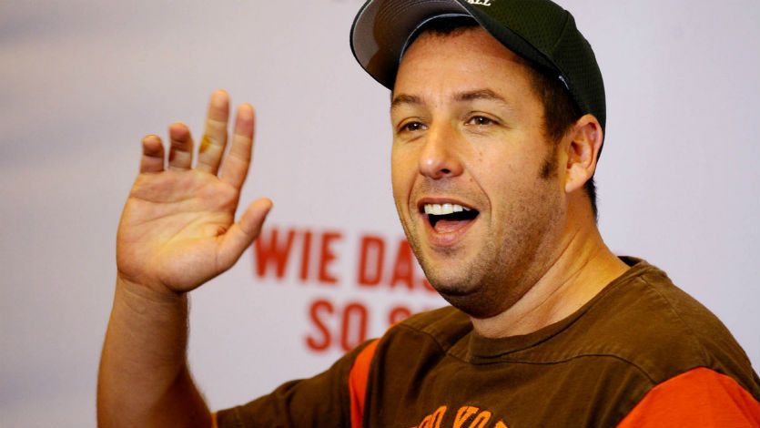 Adam Sandler producirá cuatro películas para Netflix