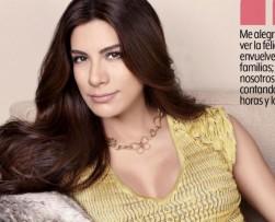 Nació la hija de la presentadora Andrea Serna y Juan Manuel Barraza
