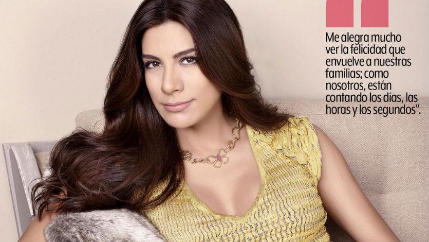 Nació la hija de la presentadora Andrea Serna