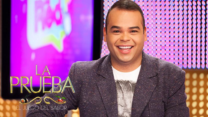 Carlos Vargas sería el presentador de 'La Prueba'