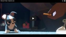 Disney publica el teaser trailer de su película 'Feast'