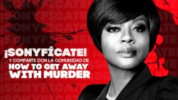 Sony estrena la serie estadounidense 'How to get away with Murder'