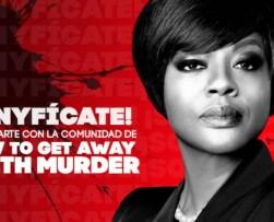 Sony estrena la serie estadounidense 'How to get away with Murder'