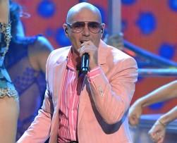 Pitbull presentará nuevamente los 'American Music Awards'