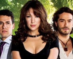 Canal RCN anuncia el estreno de 'Secretos del paraíso'
