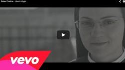 Monja ganadora de la 'La Voz Italia' presenta versión de 'Like a Virgin'