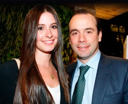 Taliana Vargas confirma su matrimonio con Alejandro Eder