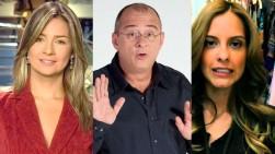 Vicky Dávila, Jota Mario y Laura Acuña saldrían del Canal RCN