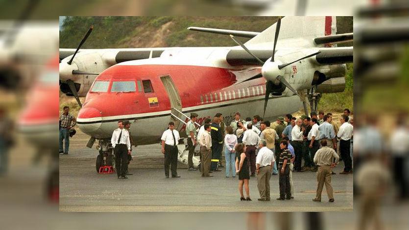 Discovery estrena 'Vuelo 9463: Secuestro en Colombia'