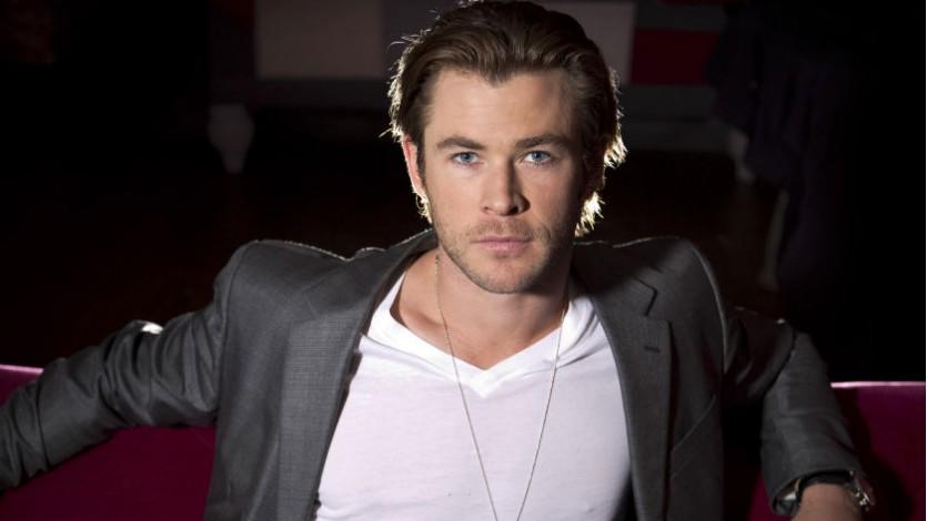 Chris Hemsworth es elegido el hombre más sexy del 2014