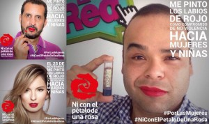 Artistas colombianos se unieron a la campaña #NiConElPetaloDeUnaRosa