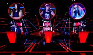 Melissa, Tatiana e Ivanna son los finalistas de La Voz Kids