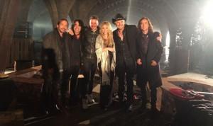 Maná y Shakira graban la canción 'Mi Verdad'