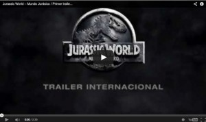 Revelan el primer trailer de la película 'Jurassic World'