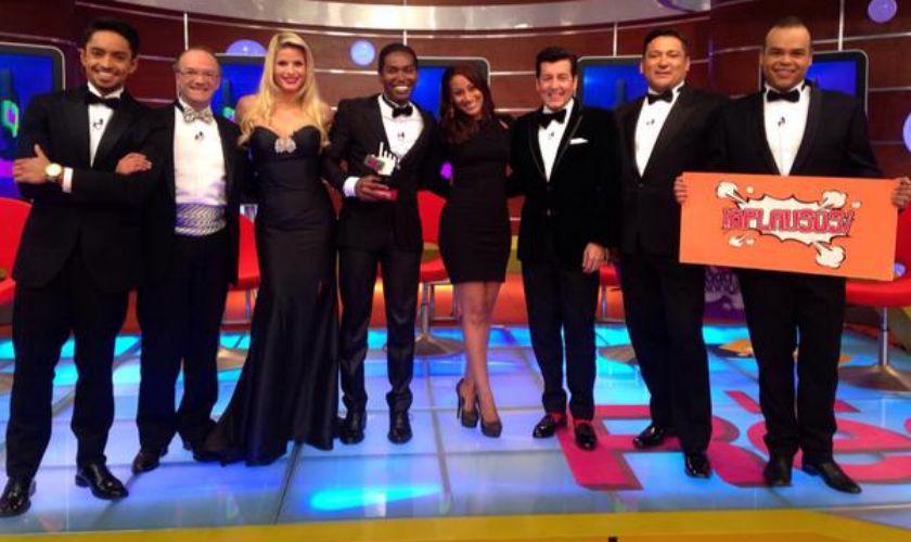 Ganadores de los Premios La Red 2014