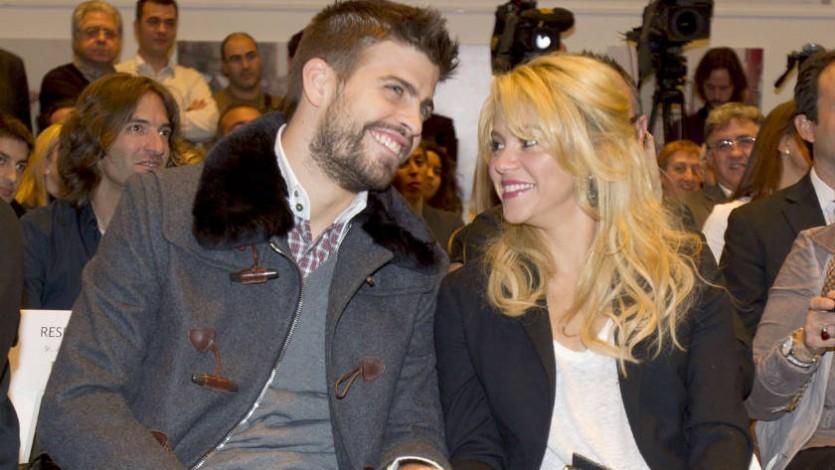 Shakira y Piqué estarían planeando su boda