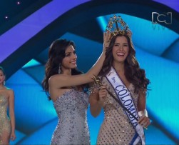 Conozca cómo será la velada de Coronación de la Srta. Colombia 2014