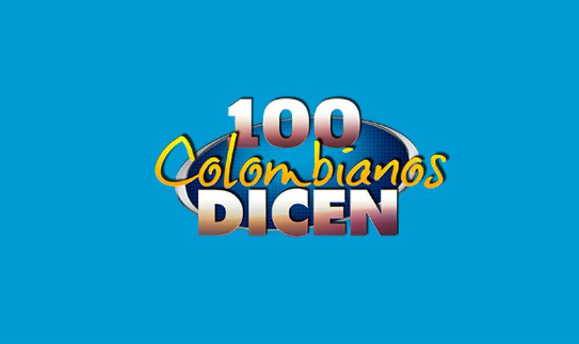 Canal Caracol inicia inscripciones de '100 Colombianos Dicen'