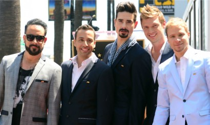 Revelan tráiler del documental de los Backstreet Boys