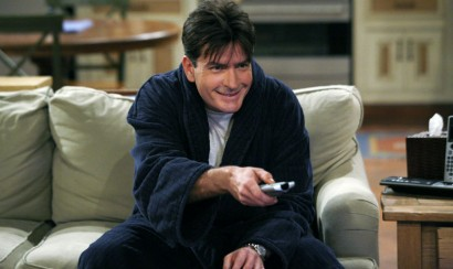 Charlie Sheen actuaría en el final de 'Two and a Half Men'