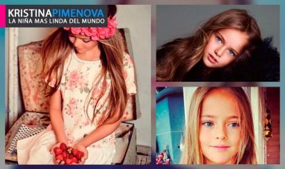 Galeria: La niña más linda del mundo Kristina Pimenova