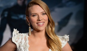Scarlett Johansson se casó en secreto con Romain Dauriac