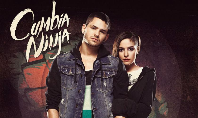 Fox confirma la tercera temporada de la serie Cumbia Ninja