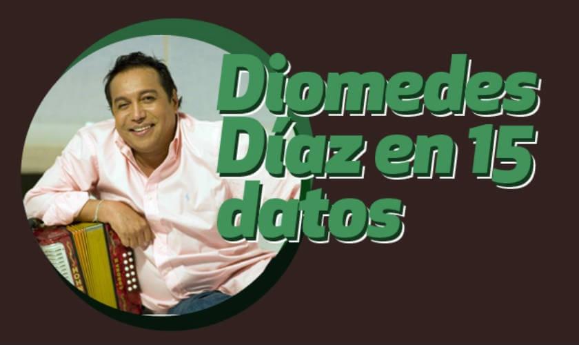 15 datos del fallecido Diomedes Díaz que quizás no conocías