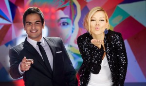 Fanny Lu y Alejandro Palacio grabarán una canción vallenata