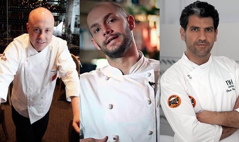 Jurados del programa Master Chef Colombia