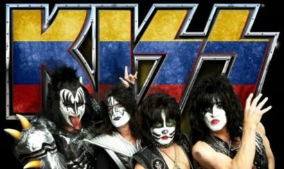La banda de hard rock Kiss estará de concierto en Colombia