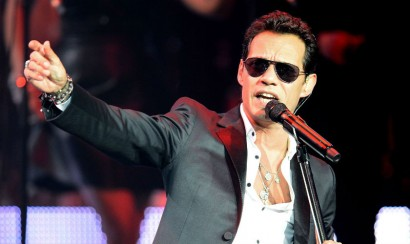 Marc Anthony habla mal de La India durante concierto en Bogotá