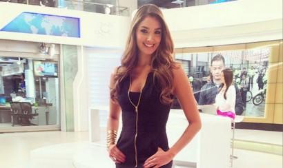 Melina Ramírez habría sido víctima de matoneo en el Canal RCN
