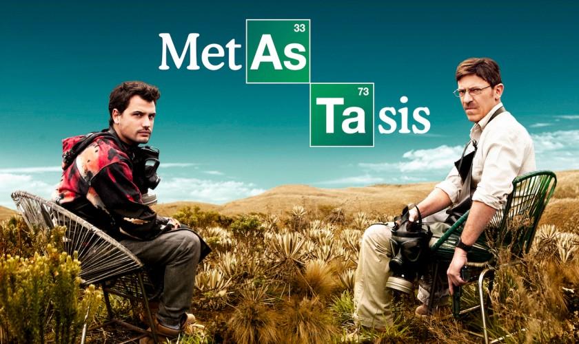 Personajes de la serie Metástasis del Canal Caracol