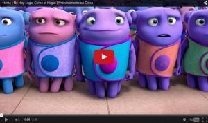 DreamWorks presenta el trailer de 'Home, hogar dulce hogar'