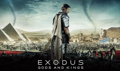 Película 'Éxodo: Dioses y Reyes' conquista la taquilla norteamericana