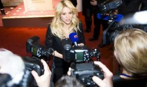 Shakira pide a la prensa que no se enfoque en su hijo Milan