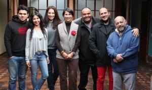 CMO produce película basada en las víctimas del Palacio de Justicia