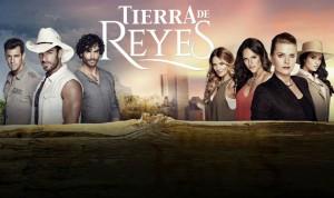 Canal Caracol emitirá la novela de Telemundo 'Tierra de Reyes'