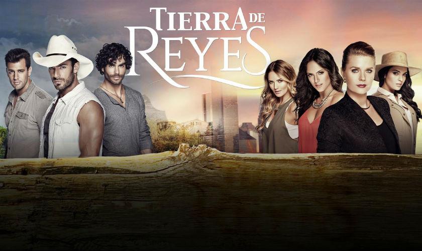 Canal Caracol emitirá la novela de 'Tierra de Reyes'