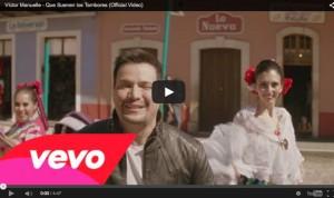 Víctor Manuelle estrena el video de la canción 'Que suenen los tambores'