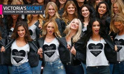Galeria: Ángeles de Victoria's Secret deslumbran en Londres