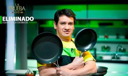 Yesid Zamudio décimo eliminado de 'La Prueba' del Canal Caracol