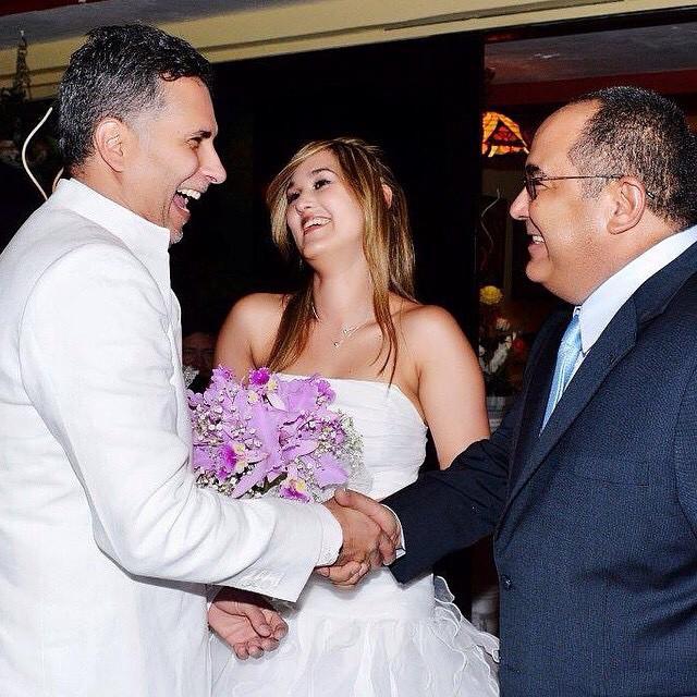 Matrimonio Catolico Por Segunda Vez : Fotos matrimonio marlon moreno con laura pujol